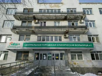 Число заразившихся COVID-19 в больнице Екатеринбурга выросло до 91