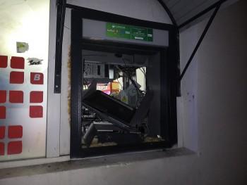 ВРевде неизвестный взорвал банкомат Сбербанка вмагазине ипохитил деньги