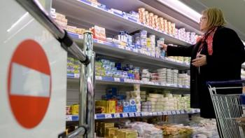 Производители продуктов попросили правительство запретить скидки в магазинах
