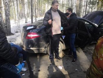 В Свердловской области задержали наркокурьера с крупной партией наркотиков