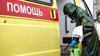 Число заразившихся коронавирусом в России за сутки возросло на 4774. Общее число заразившихся превысило 62 тысячи человек