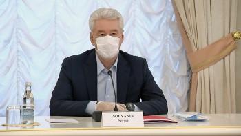 Собянин рассказал, что в Москве снизилось число тестов на коронавирус из-за нехватки пипеток