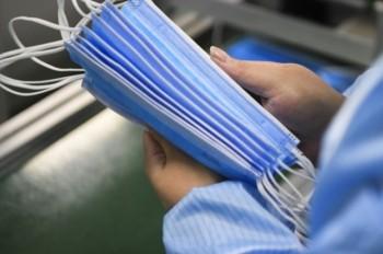 ВЕкатеринбург изКитая доставили оборудование, производящее 5 млн масок вмесяц