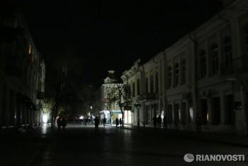 ВКраснотурьинске для борьбы скоронавирусом начали отключать уличное освещение по вечерам