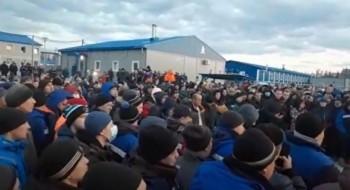 C месторождения «Газпрома» в Якутии из-за коронавируса эвакуируют более 10 тысяч вахтовиков. У трети — положительный тест на COVID-19