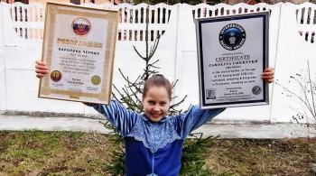 Школьница из Екатеринбурга за время самоизоляции установила 18 мировых и 2 национальных спортивных рекорда