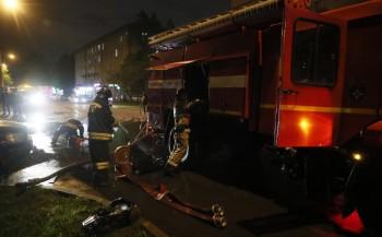 При пожаре в подмосковном хосписе погибли девять человек
