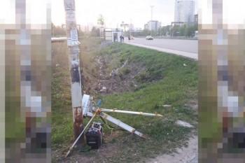 В Екатеринбурге неизвестные напали на девушку, следившую за камерой-треногой