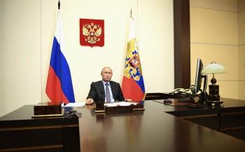 Путин поручил правительству к 1 июня представить план по восстановлению доходов населения