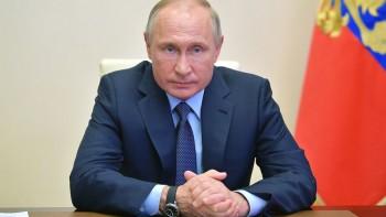 Путин объявил об окончании периода нерабочих дней в России