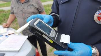ГИБДД Нижнего Тагила с 9 по 11 мая поймала четверых пьяных водителей