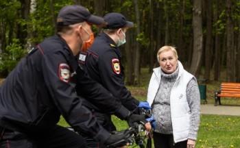 Свердловские полицейские за три праздничных дня составили 5 775 материалов на нарушителей режима самоизоляции