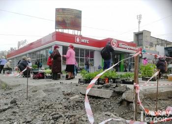 Ко Дню города реконструируют площадь на Вагонке и сделают новую площадку в Девятом посёлке