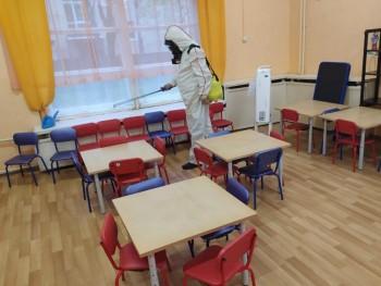 В оперштабе рассказали причины закрытия на карантин двух детских садов в Нижнем Тагиле