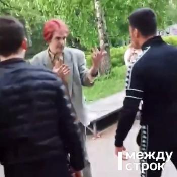 В полиции Нижнего Тагила рассказали о результатах расследования драки молодого художника и кавказцев-спортсменов в сквере Горно-металлургического колледжа