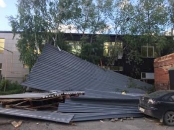 В Свердловской области от последствий урагана погибли три человека