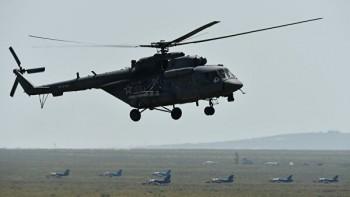 НаЧукотке при падении военного вертолёта погибли четыре человека
