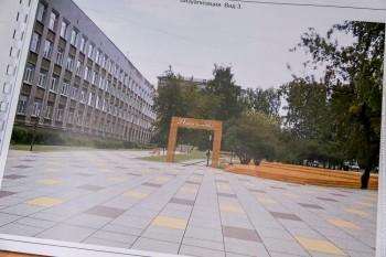 В Нижнем Тагиле возле медколледжа создадут «Аллею рандеву»