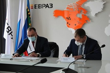 ЕВРАЗ направит 380 млн рублей напроекты по развитию Качканара