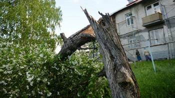 ВСвердловской области снова объявлено штормовое предупреждение