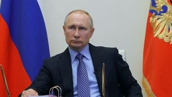 «Левада-центр» сообщил о падении рейтинга доверия Путину до 25%
