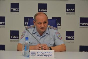 ГлаваГУМВД поСвердловской области назначил нового начальника уголовного розыска