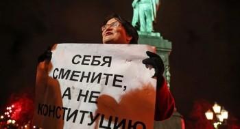 Противники поправок вКонституцию потребовали отЦИК равенства возможностей для агитации