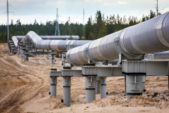В Пермском крае прорвало нефтепровод