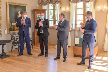 «Сделаем из завода-музея конфетку». Почти 7 млрд рублей ЕВРАЗ направит на развитие Нижнего Тагила
