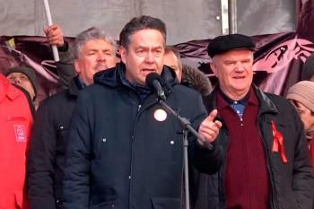 Зюганов обвинил власти в «нарастающем скатывании кполицейщине» из-за ареста соратника Николая Платошкина