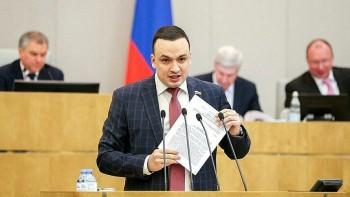 Уральский депутат Госдумы Дмитрий Ионин заболел коронавирусом