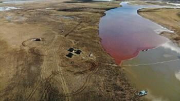 На устранение последствий разлива топлива в Норильске потребуется более 10 млрд рублей