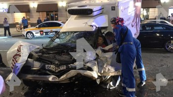 Умер пострадавший вДТП сучастием актёра Михаила Ефремова водитель