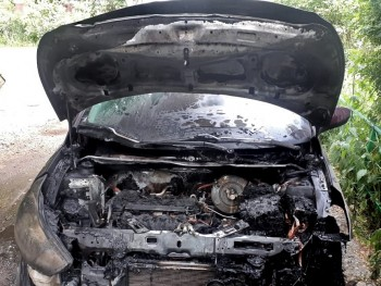 В Нижнем Тагиле за два дня сгорело три гаража и один автомобиль