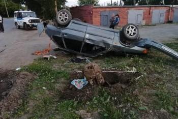 В Богдановиче в пьяном ДТП погиб ехавший в багажнике пассажир