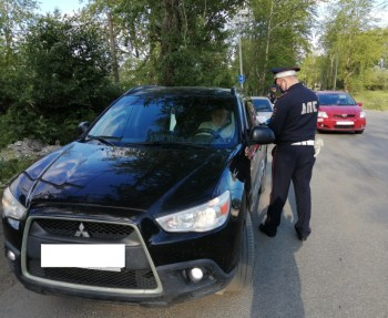 25 нетрезвых водителей за три дня поймали сотрудники ГИБДД Нижнего Тагила