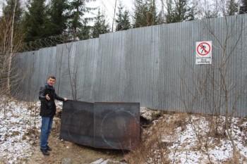 «Водоканал-НТ» начал демонтаж трубы для слива из шламонакопителя в Черноисточинский пруд