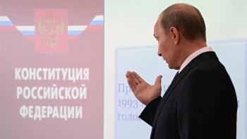 «Интерфакс» анонсировал личное обращение Путина по поводу поправок в Конституцию