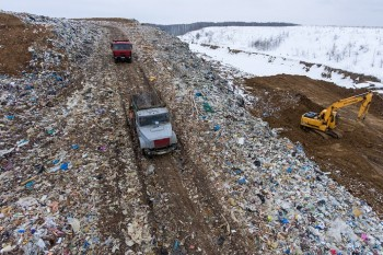 СМИ: Люди изокружения Владимира Путина поделили российский мусорный рынок на сумму 2 трлн рублей