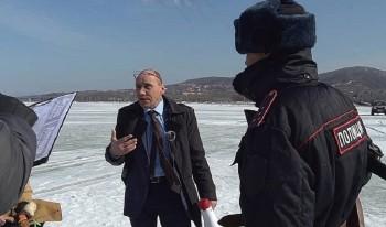 ВПриморье суд арестовал напять суток актёра, игравшего вымышленного депутата Наливкина