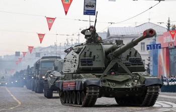 Жителей Екатеринбурга пустят напарад Победы 24июня