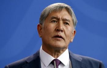 Экс-президента Киргизии приговорили к 11 годам и 2 месяцам лишения свободы за коррупцию