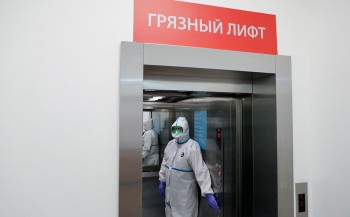 Лифтёры инфекционной больницы Нижнего Тагила пожаловались губернатору на отсутствие коронавирусных выплат