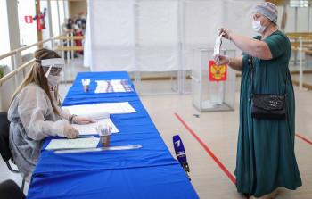 Явка на голосовании по поправкам к Конституции достигла 28,5%