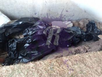 СМИ сообщили о найденных возле больницы в Коммунарке пакетах с медкартами умерших от коронавируса пациентов
