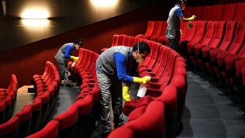 С 15 июля в России начнут открываться кинотеатры