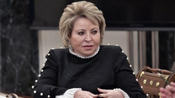 Матвиенко предложила голосовать наосенних выборах несколько дней