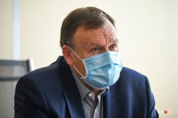 Депутат гордумы Екатеринбурга заболел коронавирусом