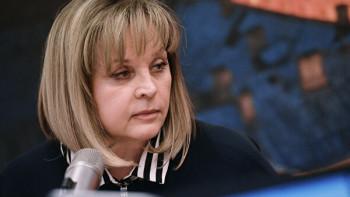 Памфилова заявила, что голосования «напеньках ивбагажниках» вРоссии небыло