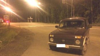 На Южном подъезде к Нижнему Тагилу внедорожник сбил мужчину на пешеходном переходе